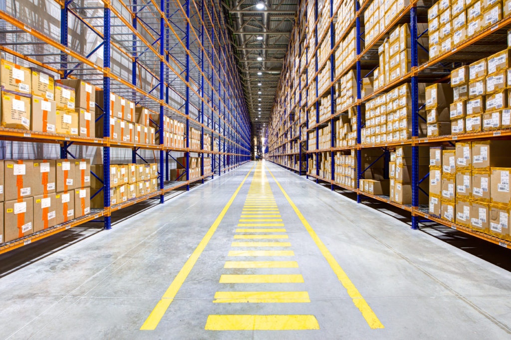 ACE begins with the provision of a full package of warehousing services