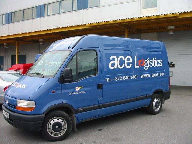 Air Cargo Estonia renamed as ACE Logistics Estonia AS